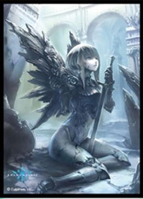 chara sleeve collection mat series shadowverse enstatued