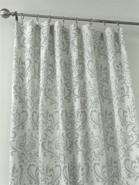 grey damask curtains 25 best ideas about damask curtains on pinterest cream