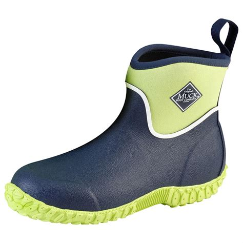 muck shoes muck boot muckster ii ankle waterproof boots