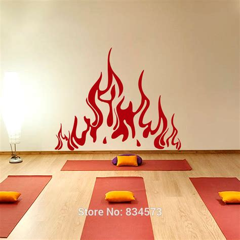 fireplace wall sticker popular wall decal fireplace buy cheap wall decal
