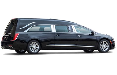 2019 Cadillac Hearse by Federal Coach Vehicle Line Up Limousines Specialty