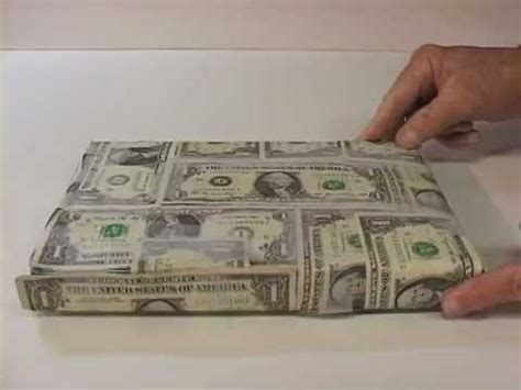 How To Make Paper Money That Looks Real - best gift wrap real money