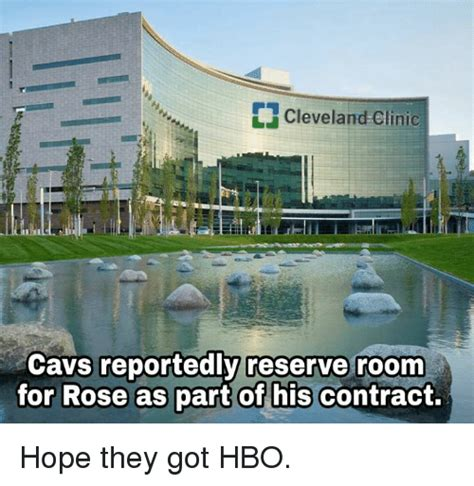 reserve room cj cleveland clini inic cavs reportedly reserve room for as part of his contract they