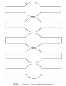 Napkin Holder Template blank napkin holders coolest free printables