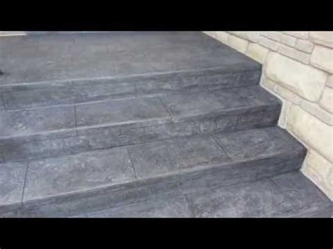 Countertop Styles beauti tone flexrock 174 porch and stairs close up youtube