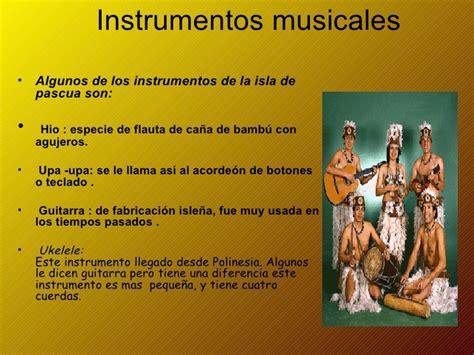 imagenes instrumentos musicales rapa nui isla de pascua fernanda castro 2