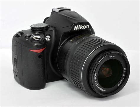Nikon D3000 Kit Vr 1 nikon d3000 10 2 mp digital dslr kit w af s vr 18
