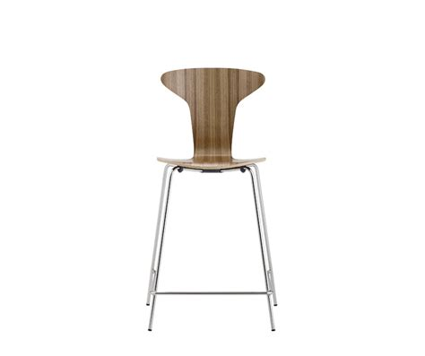 Arne Jacobsen Counter Stool by Munkegaard Chair Barstool Jeb Furniture Solutions