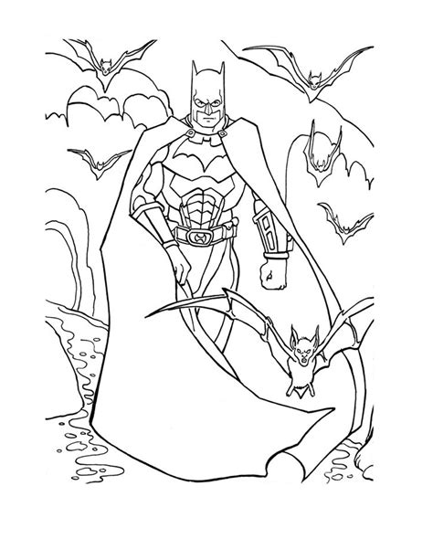 batman bane coloring pages printable coloring pages