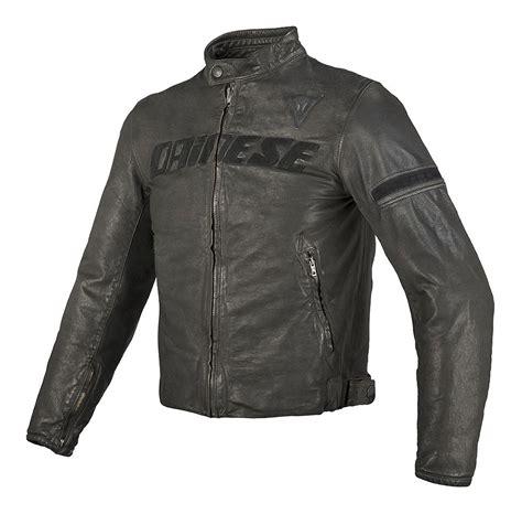 Jaket Dainesee dainese archivio leather jacket revzilla