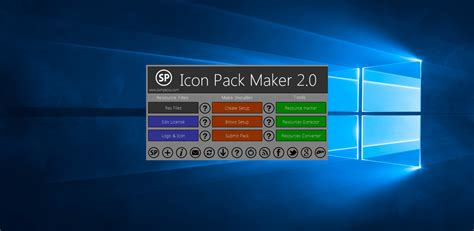 theme maker exe download icon pack installer system skinpack customize your