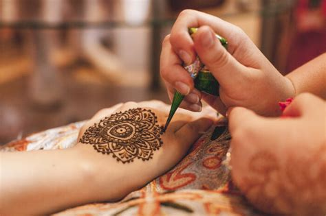 henna tattoo ingredient is allergen of the year henna mandala mandalas for the soul