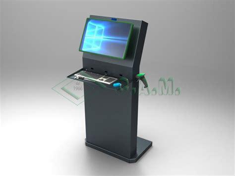 console computer console porta computer arredamenti metallici