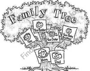 family tree template for pages best photos of family tree coloring page printable