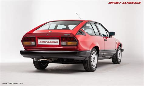 Alfa Romeo Used by Used 1983 Alfa Romeo Gtv For Sale In Surrey Pistonheads