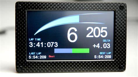 digital display digital dash display sim racing diy
