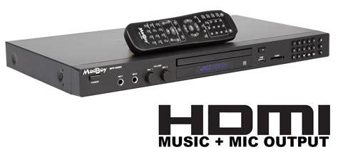 multi format dvd player software madboy mfp 1000x multi format karaoke player madboy