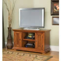 oak tv stands for flat screen home styles homestead distressed oak flat panel tv stand