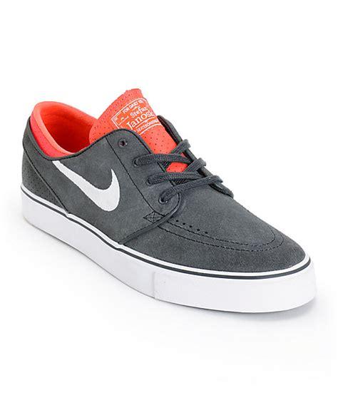 Sneaker Pria Nike Stevan Janosky Black Grade Original Import nike sb janoski low janoskis zumiez progress