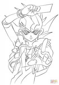 coloring book yugioh zexal from yu gi oh coloring page free printable