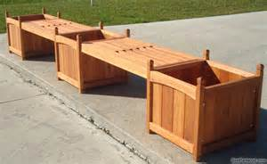 Our planter boxes line has a variety of designs and sizes using first
