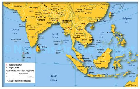 southeast asia map map of indian subcontinent and se asia start up koan