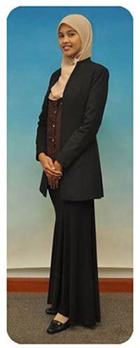 Baju Formal Form 6 etika berpakaian bila nak pergi temuduga kerajaan suri raudhah