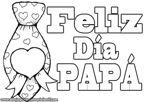 imagenes q digan feliz dia del padre dibujos de fel 237 z d 237 a del padre para colorear colorear