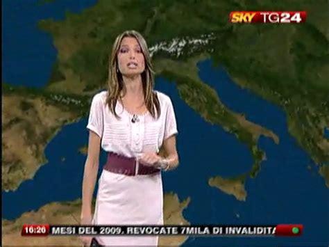 carlotta mantovan sky carlotta mantovan 5 telegiornaliste fans forum