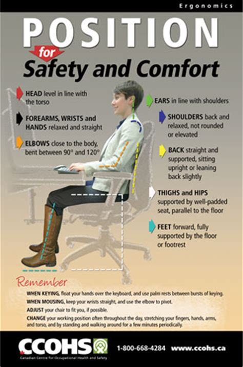 home safety and comfort ccohs products services position for safety and comfort