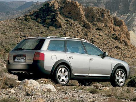 audi allroad quattro wagon specifications pictures