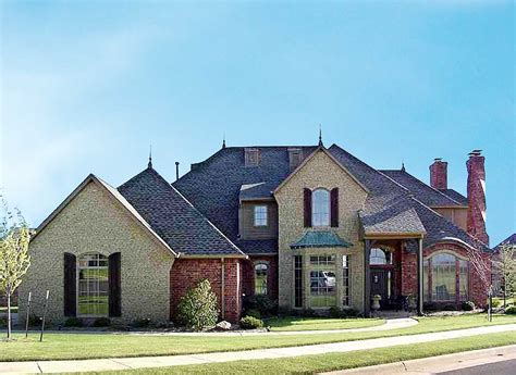 4 Bedroom Country House Plans by 4 Bedroom Country Home Plan 48073fm