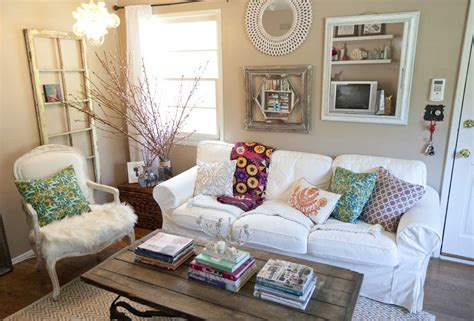 Shabby Chic Living Room Paint Colors by Shabby Chic Modern Living Room Modern House