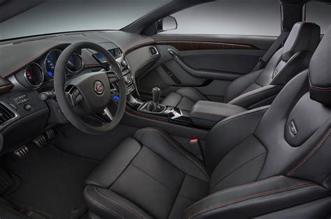 cadillac upholstery 2015 cadillac cts v coupe special edition is a stylish