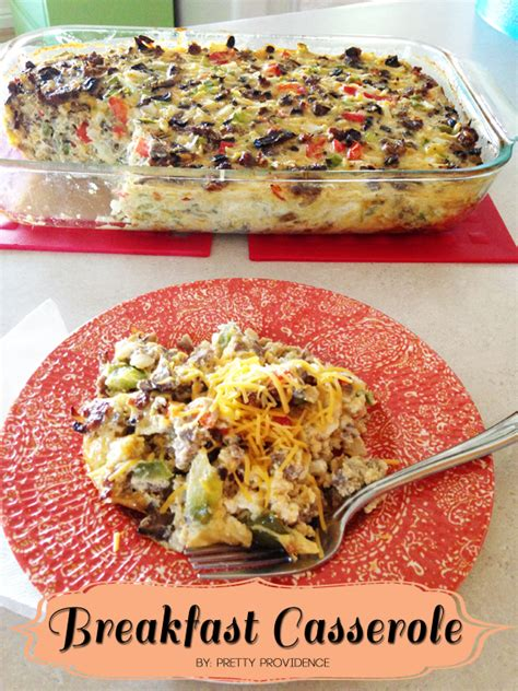 world s best breakfast casserole pretty providence bloglovin