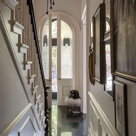 brownstone house nyc hallway house tour new york brownstone housetohome co uk