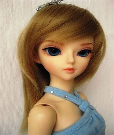 themes of cute dolls facebook dp and cover doll dp