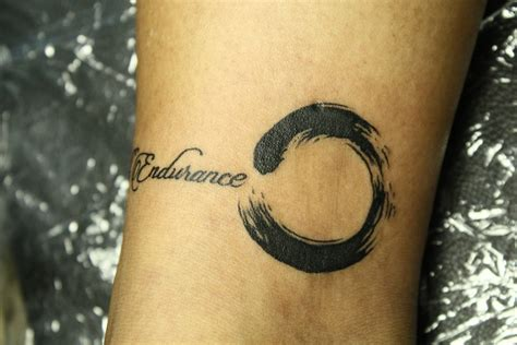 enso circle tattoo 56 amazing zen enso circle tattoos ideas
