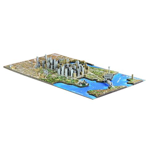 browse the puzzle shop cityscape 4d