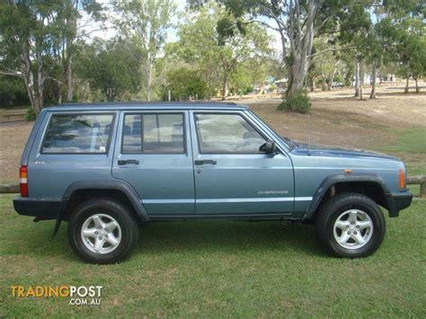 Jeep Turbo Diesel 1998 Jeep Turbo Diesel 4x4 Xj 4d Wagon For Sale
