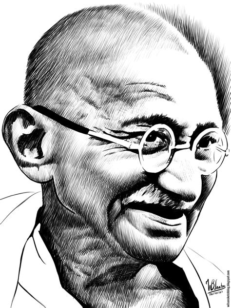 biography of mahatma gandhi childhood gallery simple sketch of mahatma gandhi drawing art