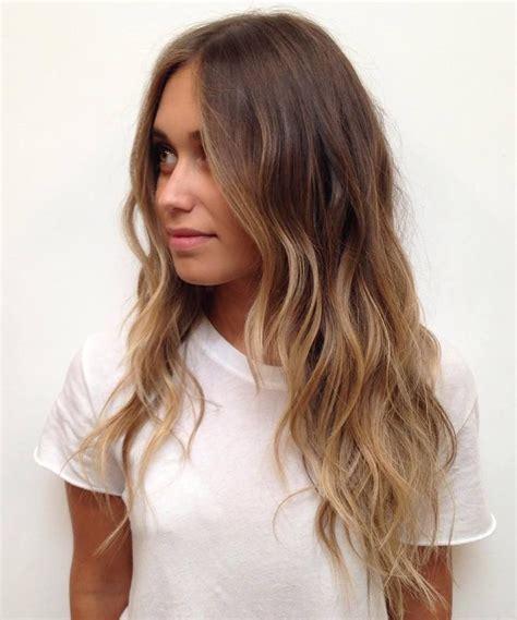 light hair style latest balayage hair color ideas light brown balayage