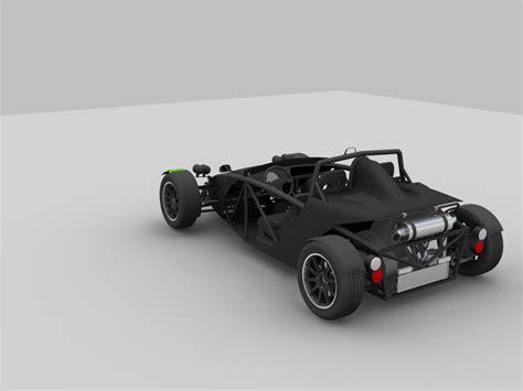 petrikas modelling  kit car  autodesk inventor
