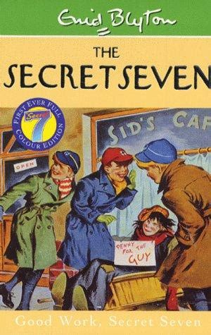 libro secret seven on the secret seven mysteries my grandma brother and sister and i all read these libros