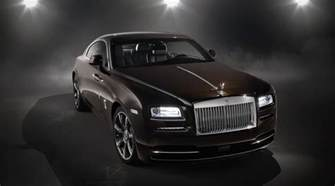 Rolls Royce Wraith Official Rolls Royce Wraith Inspired By Gtspirit