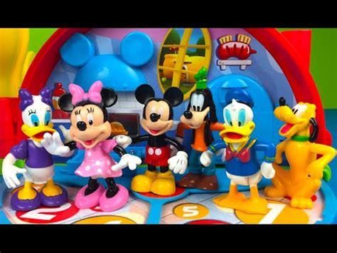 youtube casa mickey mouse el deseo de minnie en la casa de mickey mouse disney