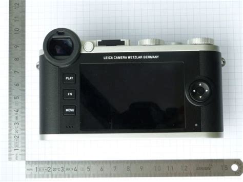 mirrorless with evf pictures of quot leica xy quot leica cl mirrorless