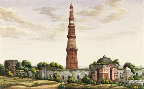 Sixty Set By Mauri sixty drawings of mughal monuments and architectural