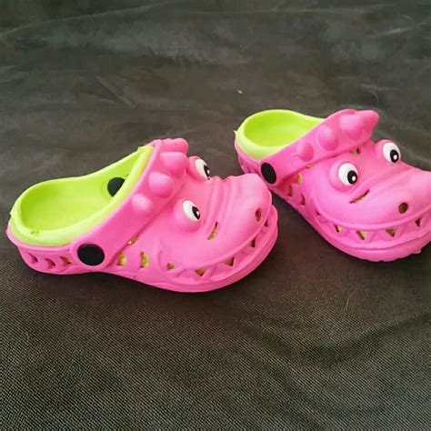 50 crocs other cutest baby pink gator crocs