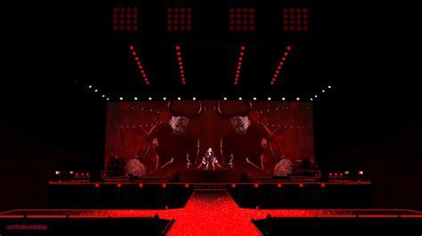 australian tour page 2 rebel heart tour 2015 2016 the rebel heart tour stage 3d fan made rebel heart